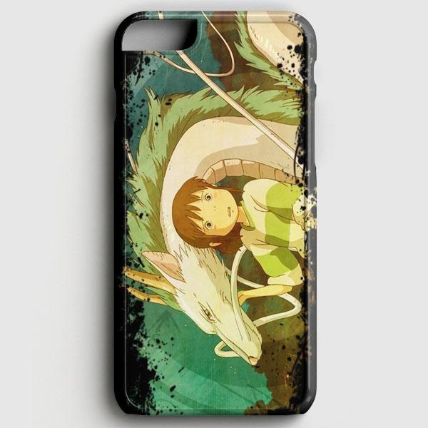 dragon haku ogino chihiro spirited away iphone case