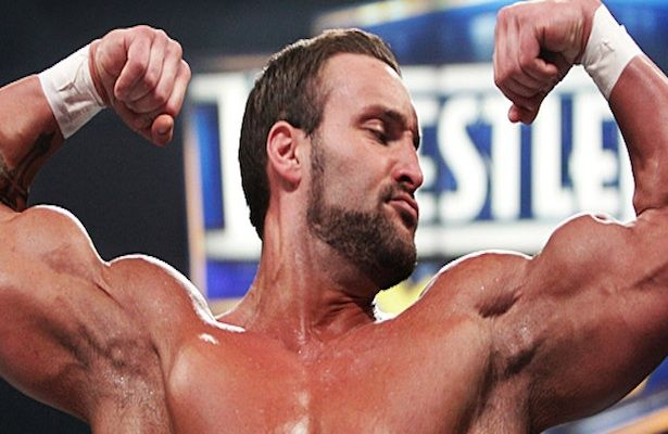 Chris Masters on His First WWE Run and Global Force Wrestling
