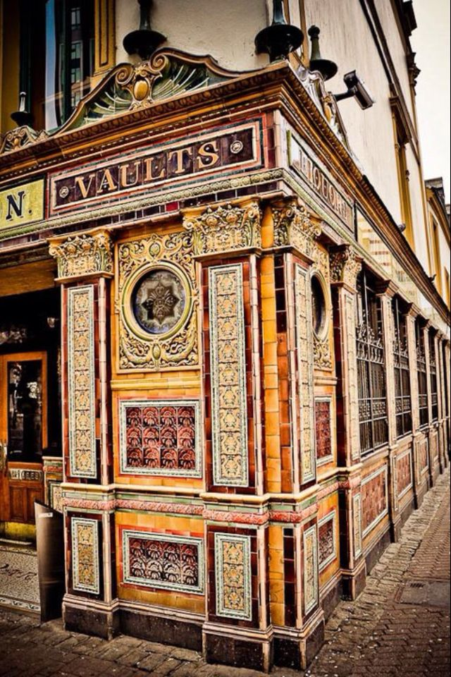 One of the best pubs in Belfast, Northern Ireland