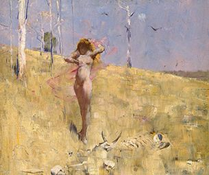 Australian Art Collection at the National Gallery of Australia
