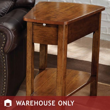Costco Richmond Wedge Table With Drawer For The Home