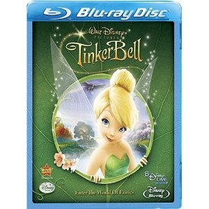 """Win a copy of """"TinkerBell"""" on Blueray this week on TheMombot.com"""