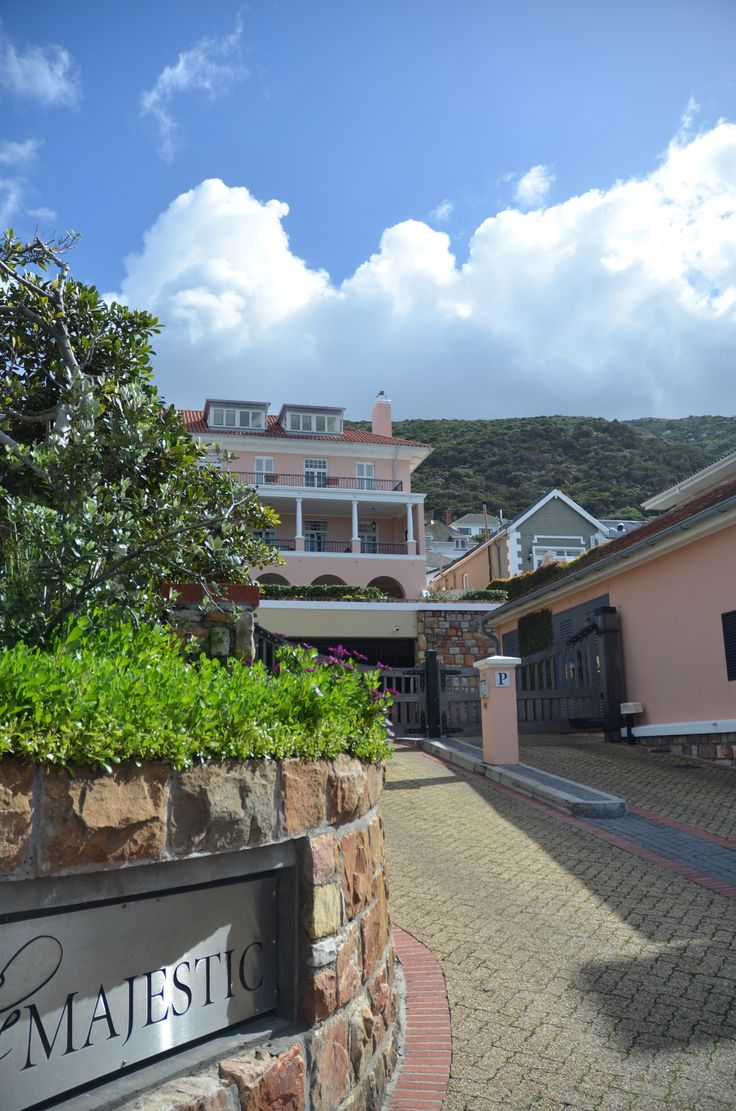 You should definitely spoil yourself and book a spa date The Majestic. #TheMajestic #AwesomeView #KalkBay