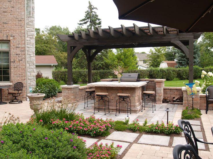 136 best outdoor spaces images on pinterest | backyard ideas ... - Award Winning Patio Designs