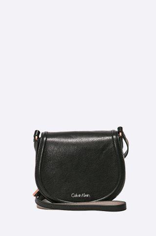 Geanta Calvin Klein dama crossbody neagra
