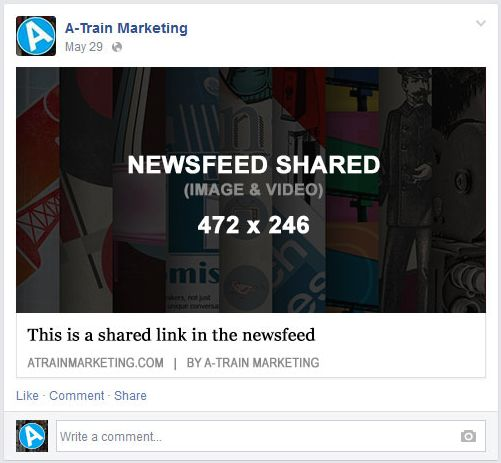Newsfeed #Facebook