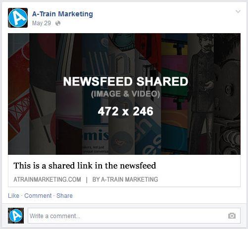 Newsfeed #Facebook