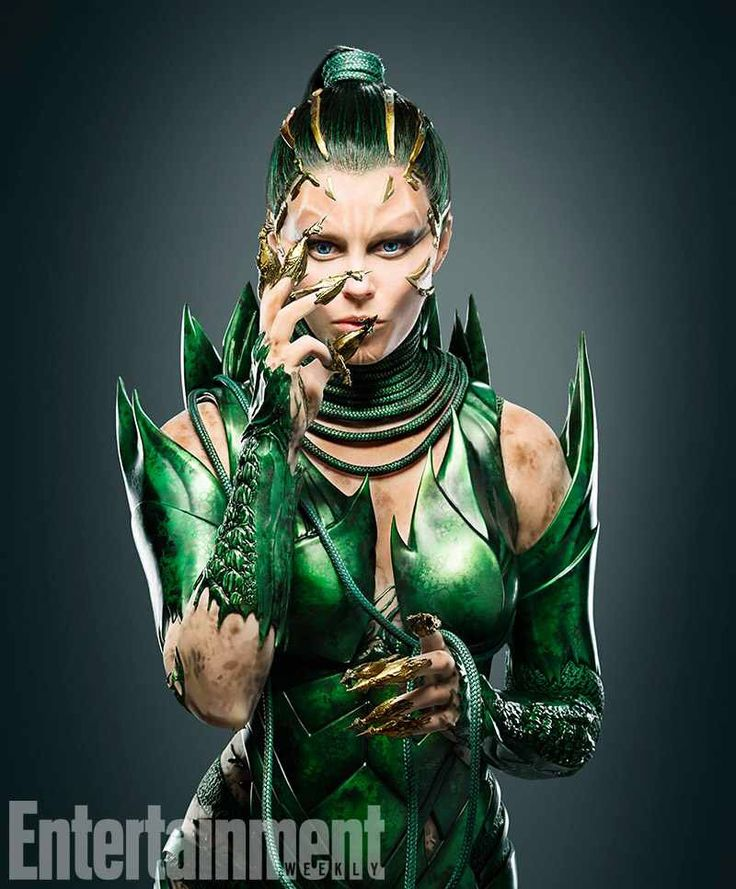 First image released of Elizabeth Banks' Rita Repulsa from Lionsgate's Power Rangers, in cinemas March 24th, 2017