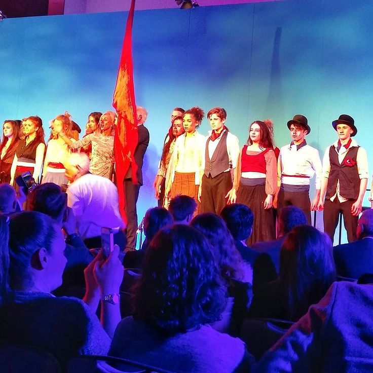 Fantastic closing to today's conference! #lesmiserables #cruiserevolution #cruise