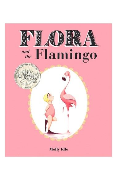 Flora and the Flamingo' Book Pink One Size by: Chronicle Books @Nordstrom