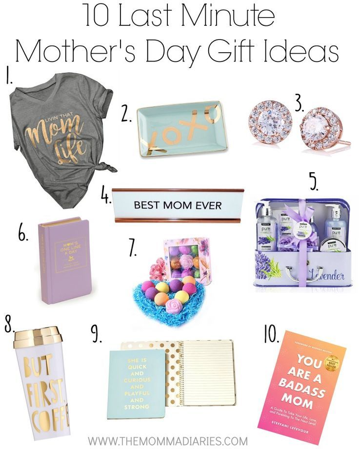 10 Last Minute Mother S Day Gift Ideas Mother S Day Diy Gifts
