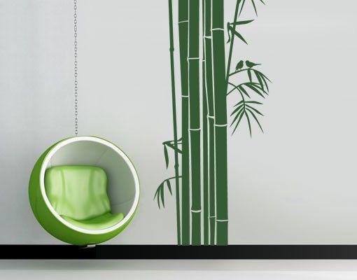 Wandtattoo #Bambus #Tapete No.UL960 Bambus #Wantattoo #Wantatoo #Wandsticker #Wandaufkleber #selbstklebendes #Wandbild #Wandgestaltung