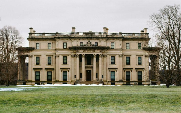 Vanderbilt Mansion in Hudson Valley