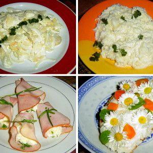 Celerový salát a celerová pomazánka. Dva recepty, které mají kromě základní suroviny ještě jedno společné – minimum dalších jiných přísad. Recept na celerový salát pochází zknihy receptur pro studenou kuchyni, figuruje pod číslem 50150 někdejší státní normy. Připravuje se zceleru vařeného. Celerová pomazánka má základ zceleru syrového. Salát i pomazánka pro svou jednoduchou skladbu odpovídají současným stravovacím trendům, ale rovněž dávají velký prostor pro různé využití při konečné…