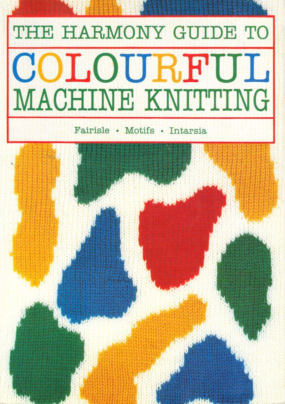 14 best images about Machine Knitted Sweaters - Knitting Patterns on Pinteres...