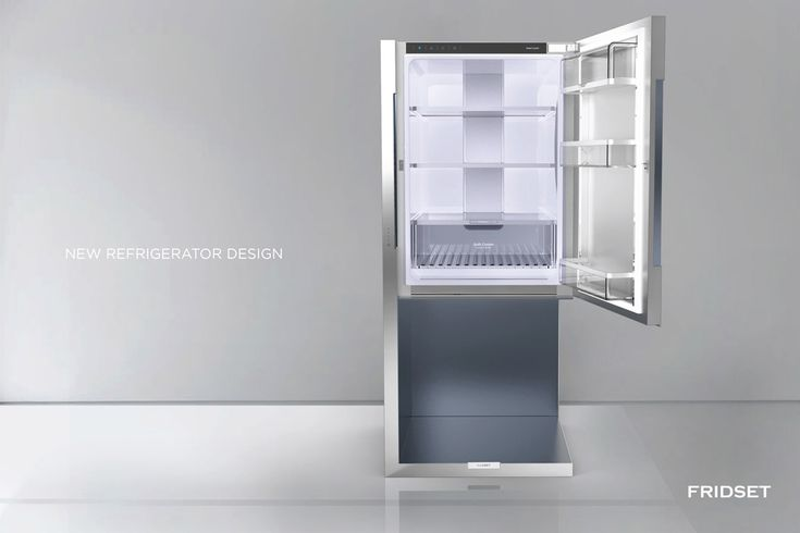 Free Your Fridge | Yanko Design