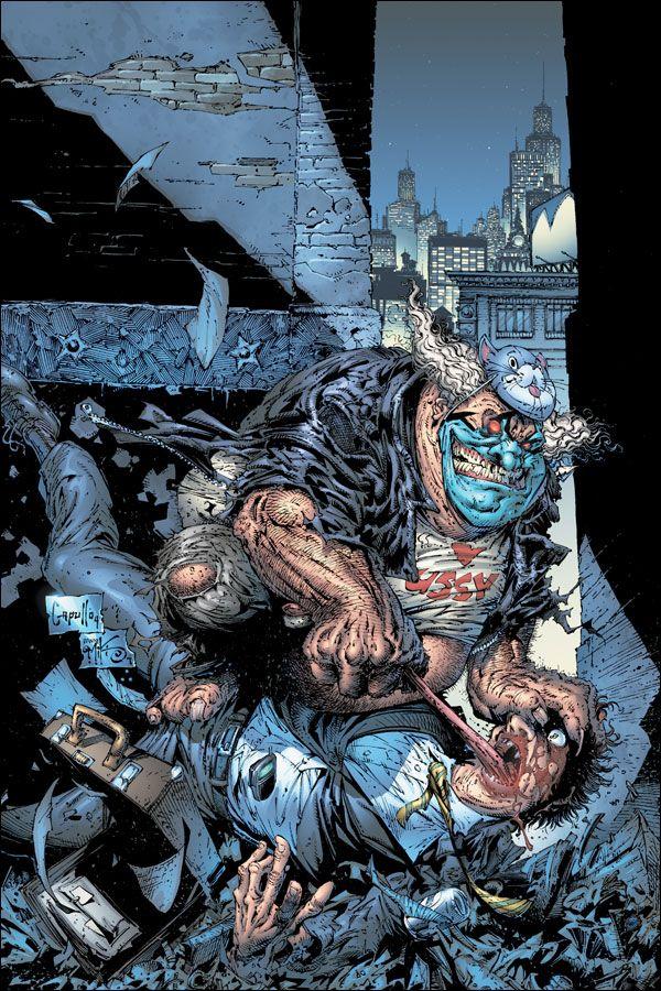 Violator - Greg Capullo   Imagem de anime, Heróis marvel