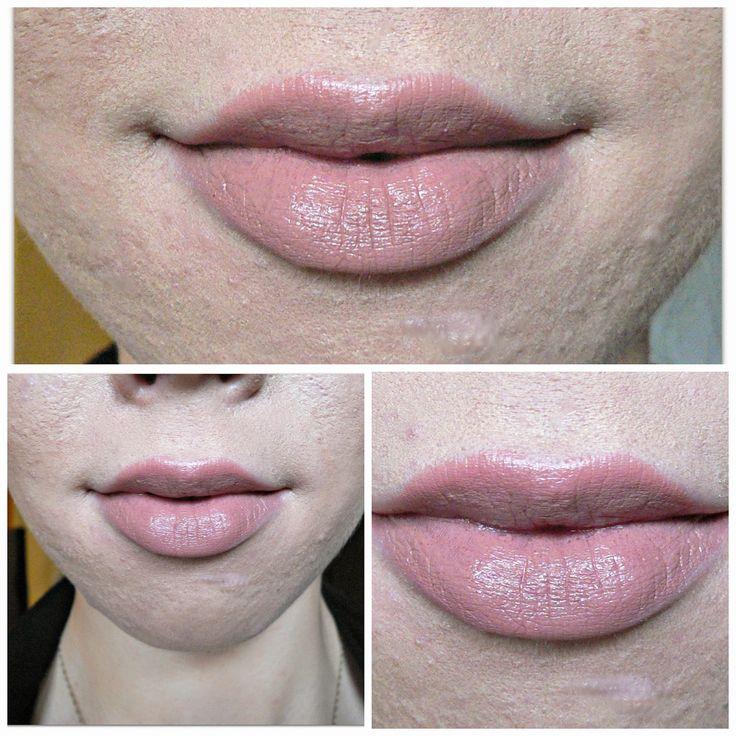 """MAC """"Blankety"""" Lipstick Swatches"""