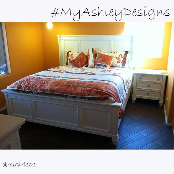 Enter To Win A $1,000 Gift Card By Uploading Your Picture Featuring Your Ashley  Furniture On Instagram And Putting #MyAshleyDesigns In ...