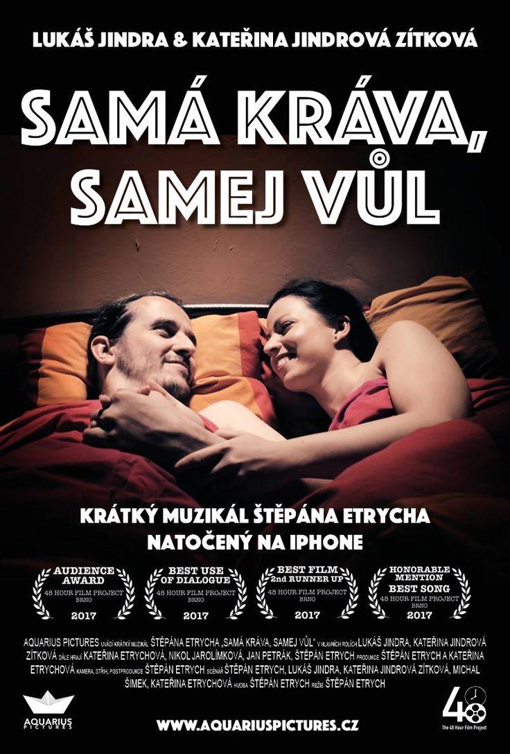Kateřina Jindrová Zítková - zpěvačka, herečka - Film Samá kráva, samej vůl - www.jindrovka.cz