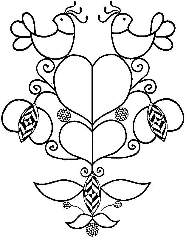 Pennsylvania Dutch Pattern