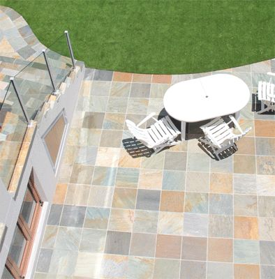 Paving Stone For Outdoor Patios, Verandahs & Stairs Gallery