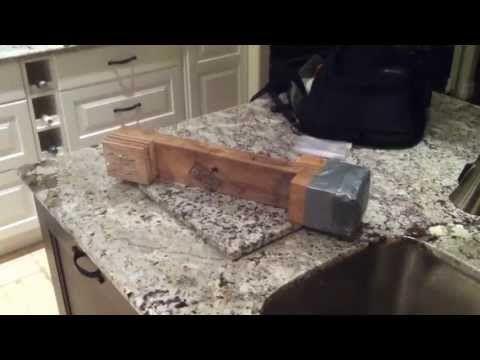 DIY Knee Kicker, how to make your own Carpet Kicker, cheap - YouTube