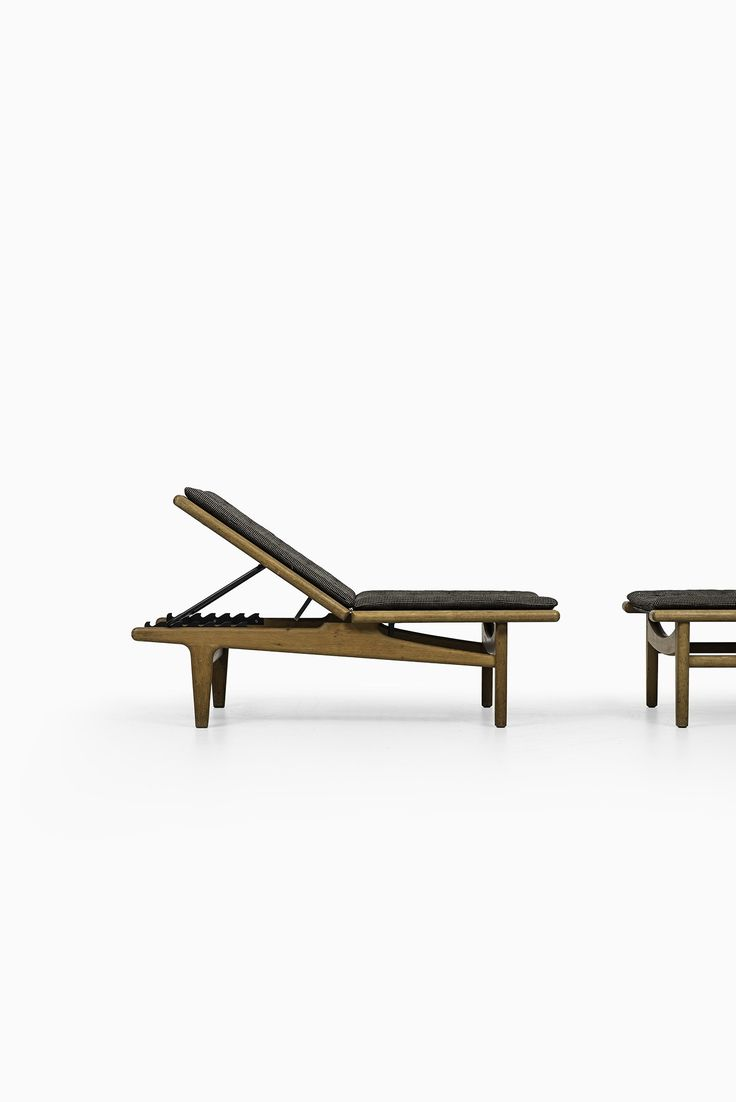 Hans Wegner daybed model GE-1 by Getama at Studio Schalling - 156 Best Futon|Daybed Images On Pinterest Daybeds, Benches And