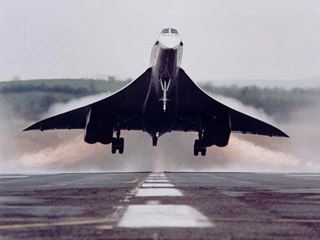 air-journal_British Airways Concorde décollage
