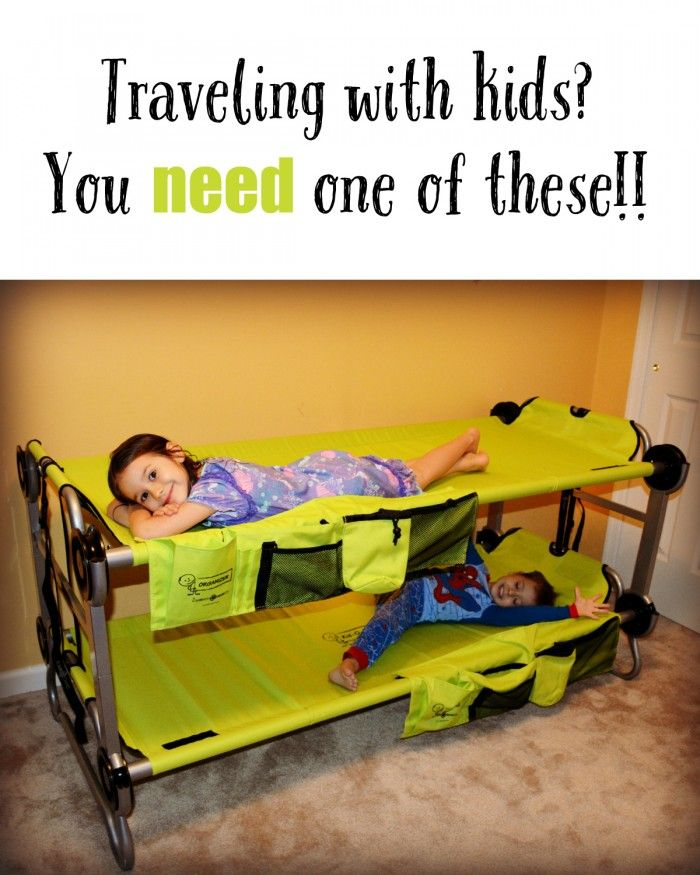 Traveling Bunk Beds