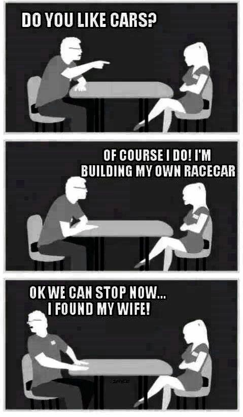 speed dating stories