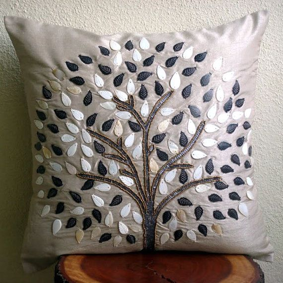 Decorative Throw Pillow Cover Couch Accent by TheHomeCentric