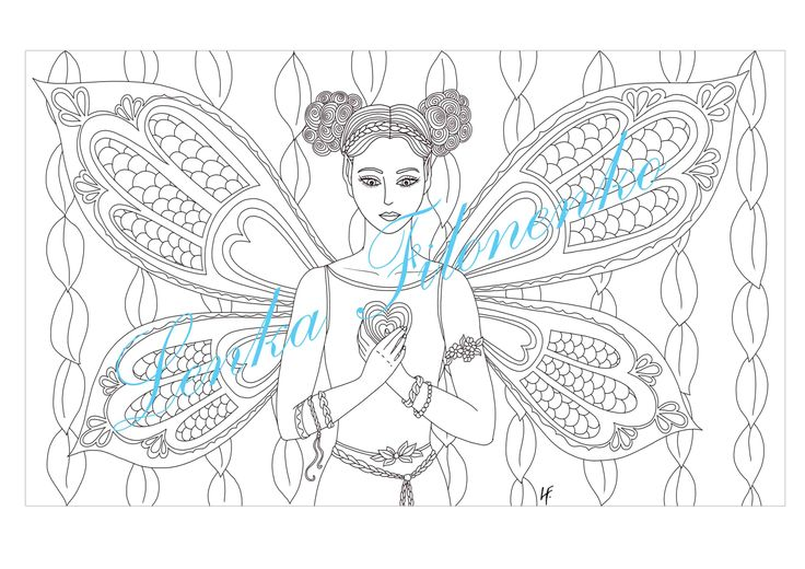Coloring page for adults, Coloring page, Cute Greyscale