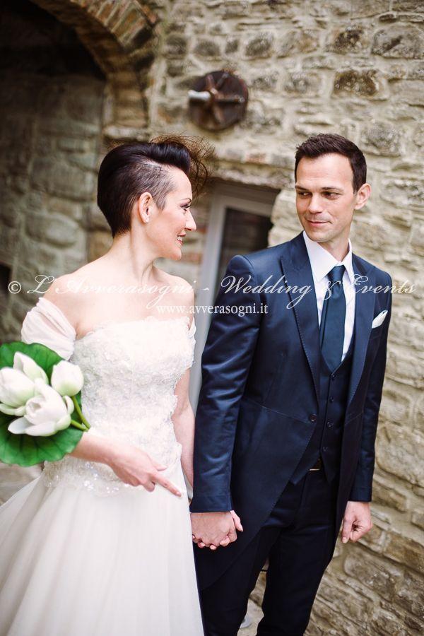 Shooting fotografico - Abiti da sposi