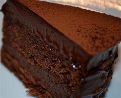 mmm recept: Chokladtårta