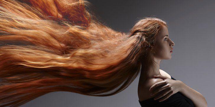 Herfst trend: pumpkin spice hair | TrendAlert