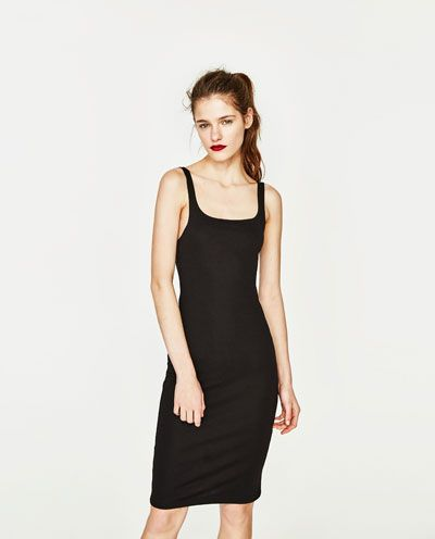 Image 2 of STRAPPY DRESS from Zara
