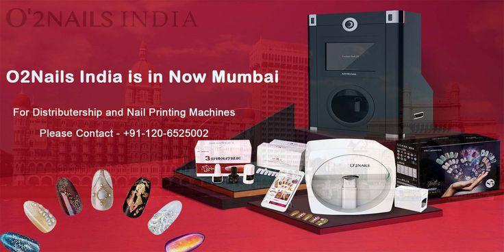 Today O2Nails India is in Mumbai. #O2nailindia #alpshoventures #O2nailsindiainmumbai #O2nailsindiamumbai