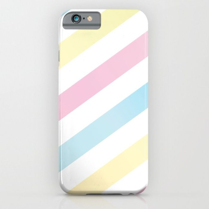 Happy Stripes iPhone & iPod Case