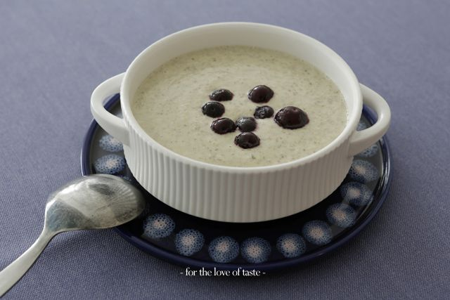 dairy and grain free breakfast porridge
