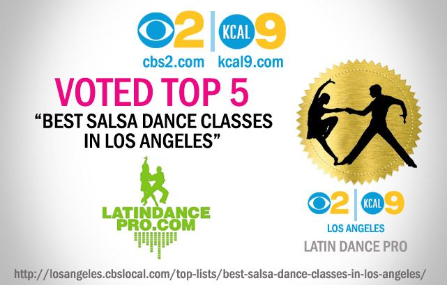 Best Salsa Dance Classes in Los Angeles