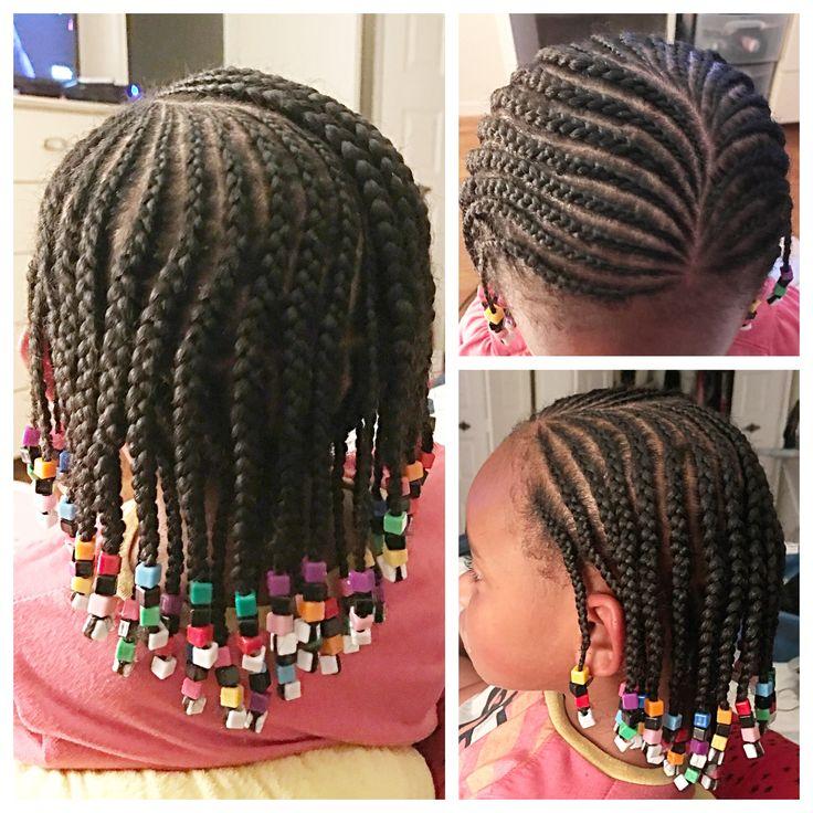Black Toddler Hairstyles Stunning 176 Best Black Toddler Hair Images On Pinterest  Toddler Hairstyles