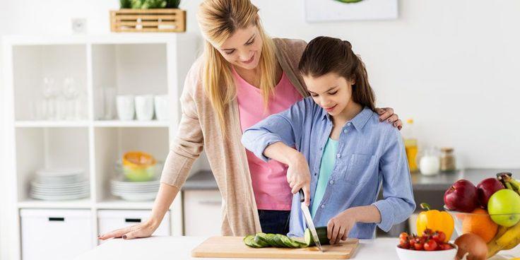 Στρατηγικές ελέγχου για την αλλαγή της διατροφικής συμπεριφοράς των παιδιών που είναι καλό να έχει κατά νου ο επαγγελματίας υγείας.