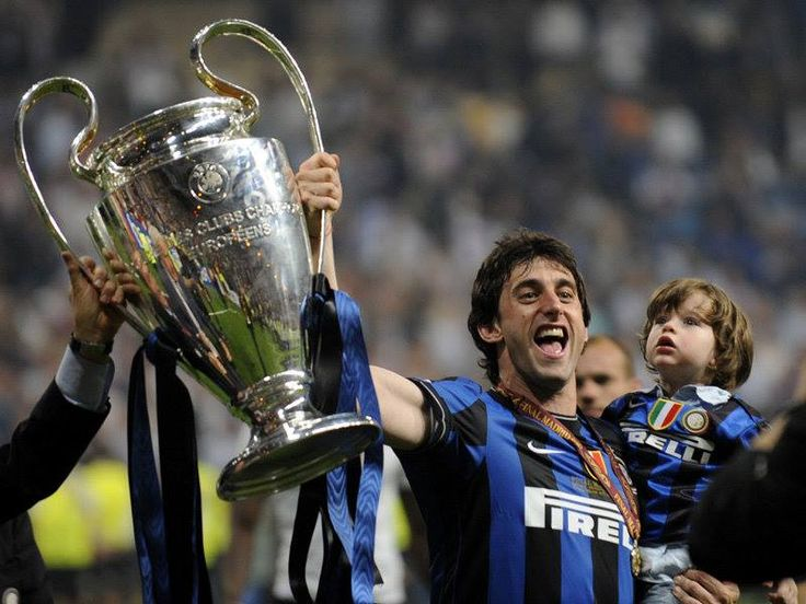 Diego Milito - Inter Milan - Champions League