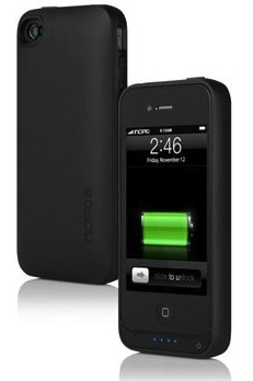 The next gadget: iPhone charger battery pack: Iphone Cases, Iphone 4S, Battery Backup, Battery Cases, Iphone 4 4S, Backup Battery, Offgrid Pro, Incipio Iphone, Iphone 44S