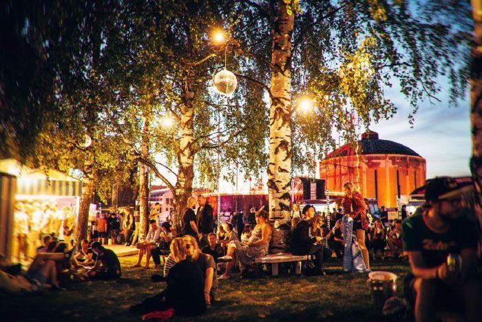 Das Flow Festival 2015 in Helsinki
