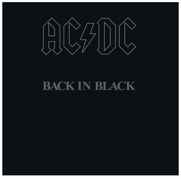 #BackInBlack is the first #ACDC album with vocalist #BrianJohnson, replacing #BonScott, who died shortly before the band started recording the album. #BackInBlack was an unprecedented success: it has sold an estimated 50 million copies worldwide. Its enormous sales figures have made it the second-highest-selling album in history. #AC/#DC #MalcolmYoung #AngusYoung #Vinyl #LP