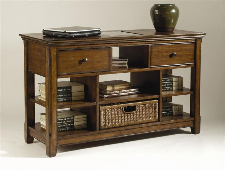 Sofa Table with Storage | Console Table