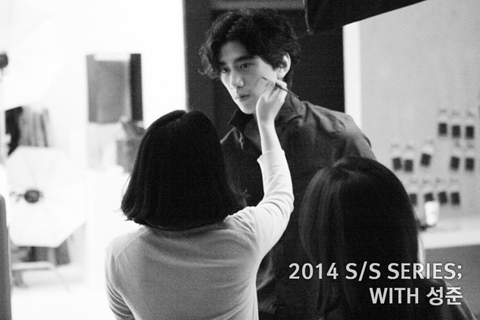 series s s 2014 ad campaign feat sung joon
