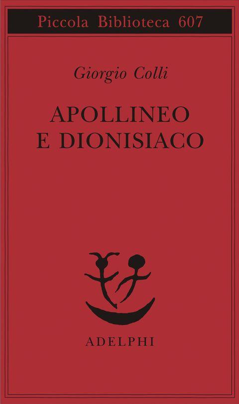 All'interno del vastissimo patrimonio filosofico che Nietzsche ci ha lasciato, le nozioni di «apollineo» e «dionisiaco» sono certo fra le più citate e le meno comprese, e a tutt'oggi la letteratura al riguardo appare largamente inadeguata. Con gli scritti raccolti in questo volume (elaborati tra il 1938 e il 1940, parallelamente a Platone politico e Filosofi sovrumani, e rimasti sinora inediti), Giorgio Colli non solo mostra di coglierle nella loro intima essenza, ma si spinge ancora più in…
